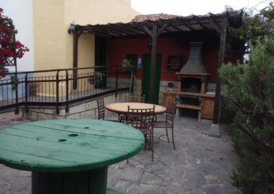 barbacoa Villa María